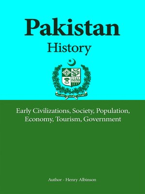 cover image of Pakistan History