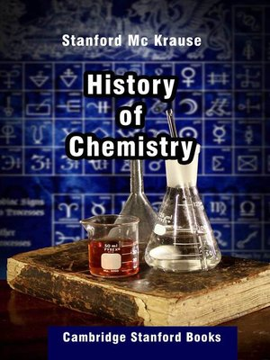 cover image of History of Chemistry