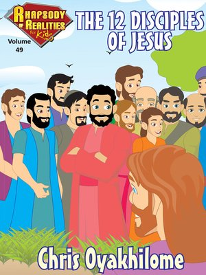 cover image of Rhapsody of Realities for Kids, June Edition