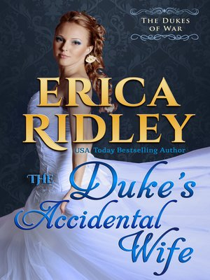 cover image of The Duke's Accidental Wife