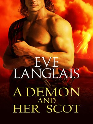 cover image of A Demon and Her Scot