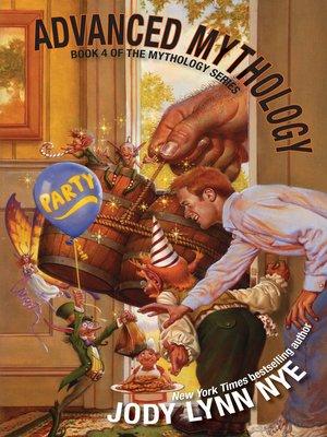 cover image of Advanced Mythology