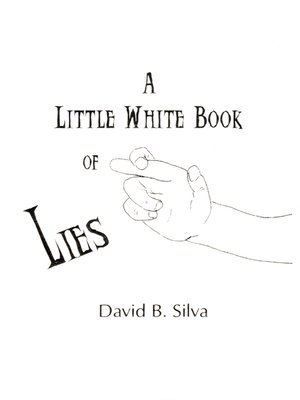 cover image of A Little White Book of Lies