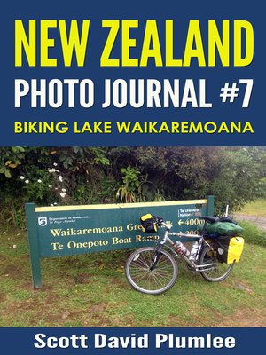 cover image of New Zealand Photo Journal #7