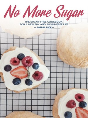 cover image of No More Sugar