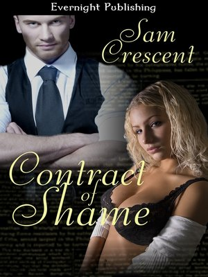 cover image of Contract of Shame