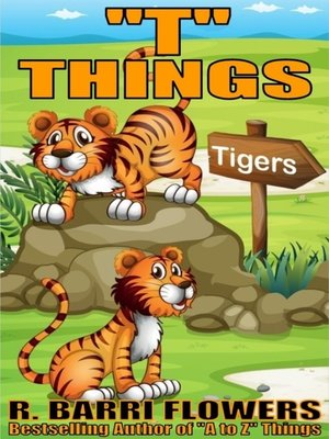 """cover image of """"T"""" Things (A Children's Picture Book)"""