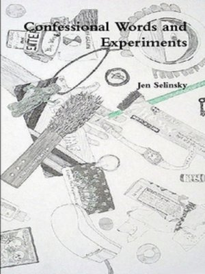cover image of Confessional Words and Experiments