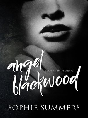 cover image of Angel Blackwood