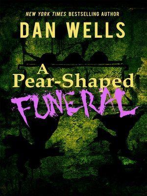 cover image of A Pear-Shaped Funeral
