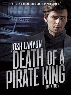cover image of Death of a Pirate King (Adrien English Mysteries 4)