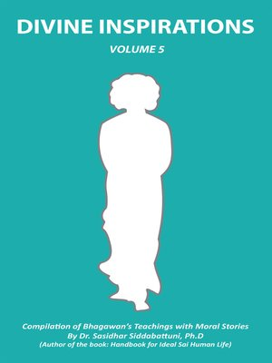 cover image of Divine Inspirations Volume 5