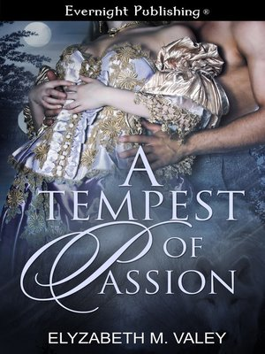 cover image of A Tempest of Passion
