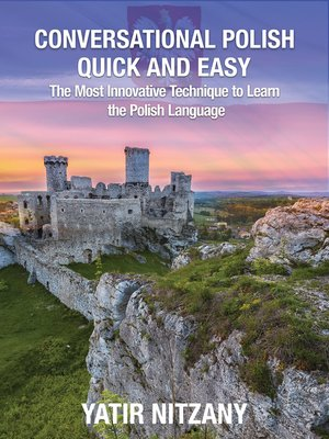 cover image of Conversational Polish Quick and Easy