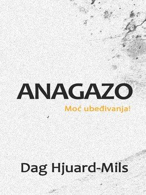 cover image of Anagazo (Moć ubeđivanja!)