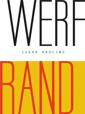 cover image of Werfrand