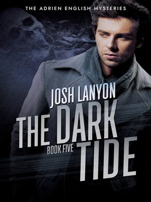 cover image of The Dark Tide (Adrien English Mysteries 5)