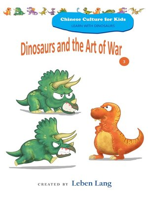 cover image of Dinosaurs and the Art of War 3