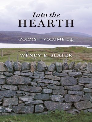 cover image of Into the Hearth, Poems-Volume 14