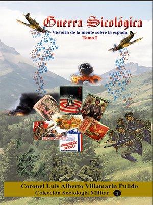 cover image of Guerra Sicológica, Victoria de la Mente sobre la Espada-Tomo I