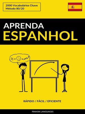 cover image of Aprenda Espanhol