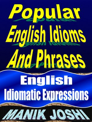 cover image of Popular English Idioms and Phrases