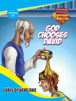 cover image of Rhapsody of Realities for Kids