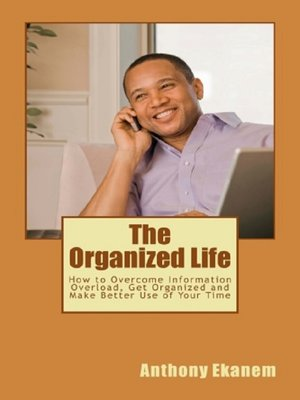 cover image of The Organized Life