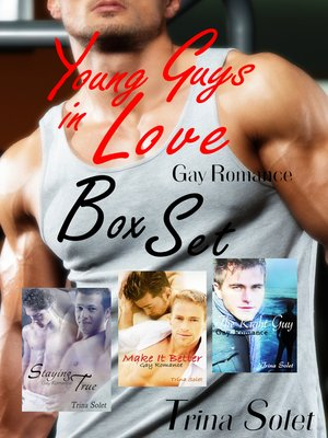 cover image of Young Guys in Love