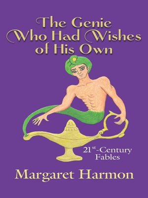 cover image of The Genie Who Had Wishes of His Own