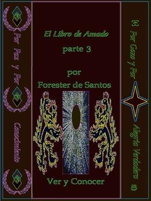 cover image of El Libro de Amado Parte 3