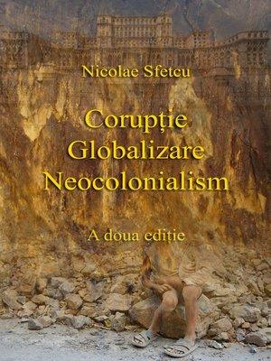 cover image of Corupţie