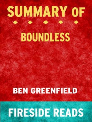 cover image of Summary of Boundless