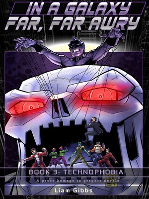 cover image of In a Galaxy Far, Far AwRy book 3