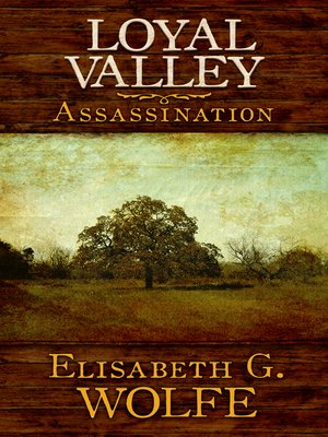 cover image of Assassination