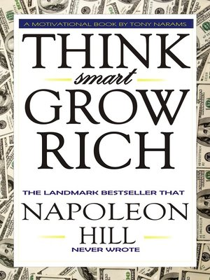 cover image of #1 Think Smart Grow Rich