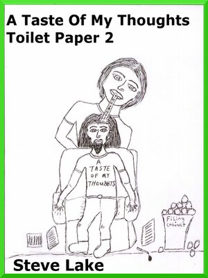 cover image of A Taste of My Thoughts Toilet Paper 2