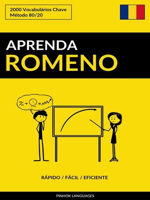 cover image of Aprenda Romeno