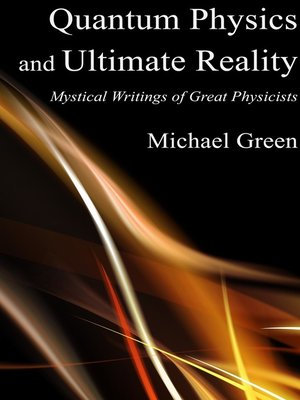 cover image of Quantum Physics and Ultimate Reality