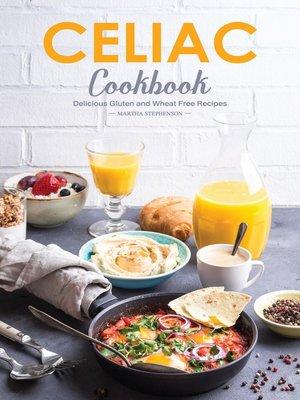 cover image of Celiac Cookbook