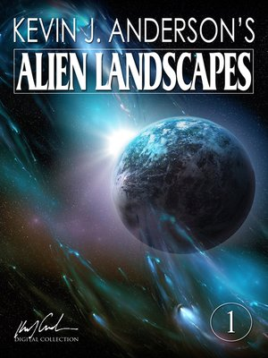 cover image of Alien Landscapes 1