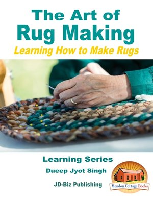 cover image of The Art of Rug Making