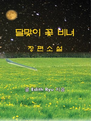cover image of 달맞이 꽃 비녀