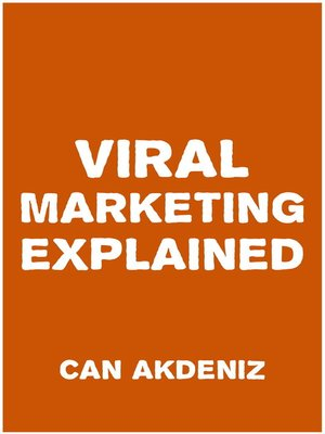 cover image of Viral Marketing Explained