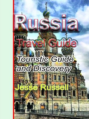 cover image of Russia Travel Guide