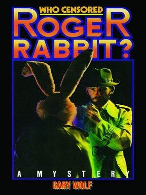 Who Censored Roger Rabbit Epub