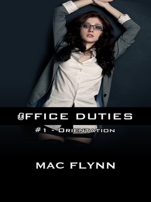 cover image of Office Duties #1 (Demon Paranormal Romance)