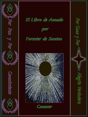 cover image of El Libro de Amado