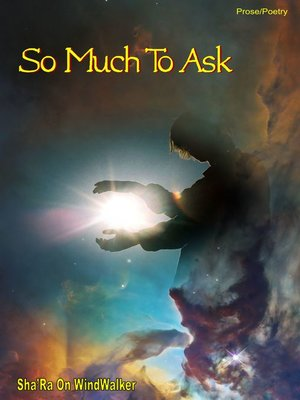 cover image of So Much to Ask