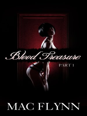 cover image of Blood Treasure #1 (New Adult Vampire Romance)